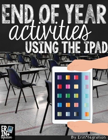 7 End of the Year Activities for the iPad - Erintegration   The inquiring libraria   Scoop.it
