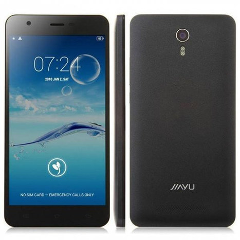 Jiayu S3 and S3 Plus Smartphones Get Android 6.0 Firmware Releases with Source Code | Embedded Systems News | Scoop.it