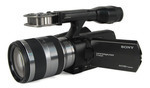 Sony Handycam NEX-VG20 Camcorder Review | Sony NEX Video Cameras | Scoop.it