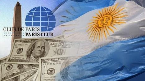 Argentina: La deuda con el Club de París por Alejandro Olmos Gaona | argentina | Scoop.it