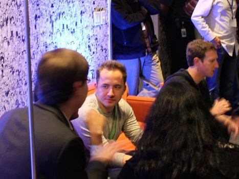 What Were The CEOs Of Dropbox And Tumblr Doing At Facebook Today? | Real Estate Plus+ Daily News | Scoop.it