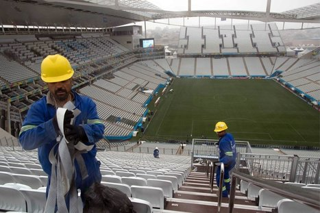 Brazil's $3 billion World Cup stadiums are becoming white elephants a year later | Brazilianisms | Scoop.it