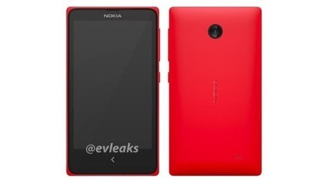 Nokia Normandy leaks out alongside another Asha handset   Trends All Access   Tech   Scoop.it