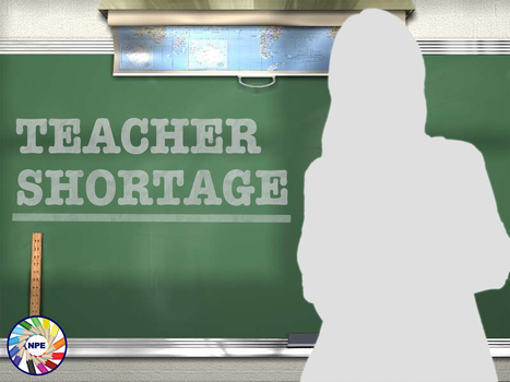 Why We Really Have A Teacher Shortage | Leading Schools | Scoop.it