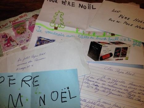 Monsieur Père Noël, rue du paradis, Pôle Nord | Coeur de Bastide de Ste Foy la Grande | Scoop.it