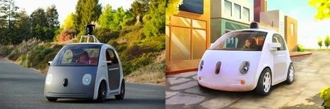Google dévoile un prototype de voiture autonome en vidéo ! | Scoop.it Sysico | Scoop.it