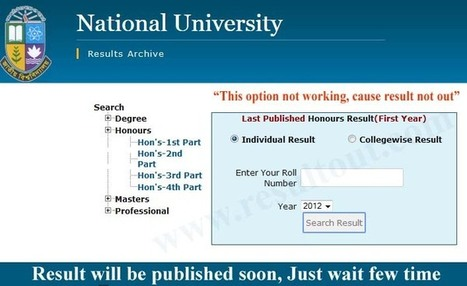 Nu Honours first year exam online result 2012 | Soham Movie Hero Aar Heroine Tumi Ami Chirodin | Scoop.it
