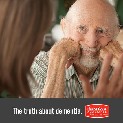 Destroying Dementia Myths | Home Care Assistance of Jacksonville | Scoop.it
