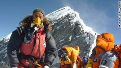 Scientists discover why Sherpas are superhuman climbers - CNN.com | Everest and Sherpas | Scoop.it