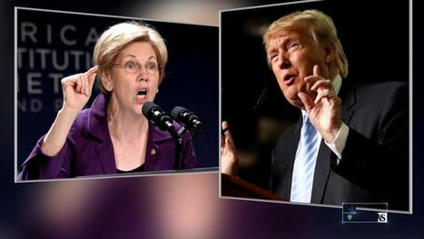 Donald Trump on Sen Elizabeth Warren: 'It's Pocahontas' | Archivance - Miscellanées | Scoop.it