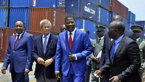 Bénin : les travaux de la ligne ferroviaire Cotonou-Niamey sont lancés | Toute l'actualité économique africaine en continu | Scoop.it
