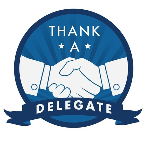 """Thank Hillary Clinton's Unpledged Delegates Today"" 