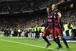 Real Madrid 0-4 Barcelona: La Liga – as it happened | Ian McCourt - The Guardian | AC Affairs | Scoop.it