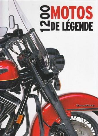 Zone-Motards - BD pour Motards - Dictionnaire - 1200 motos de Légende - Ed Larousse | Moto, littérature, BD, cinéma et vidéo | Scoop.it