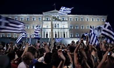 Costas Douzinas on the Analytics of the New Resistance | Peer2Politics | Scoop.it
