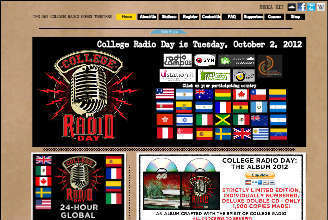 College Radio Day, Tuesday october, 2 : The Day College Radio Stations Come Together | Radio 2.0 (En & Fr) | Scoop.it