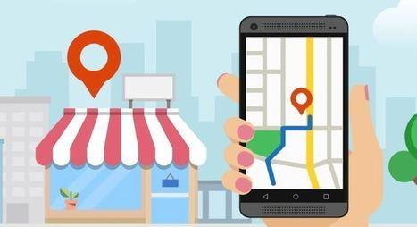 Google Shopping héberge la Page vitrine des magasins locaux | Chiffres et infographies | Scoop.it