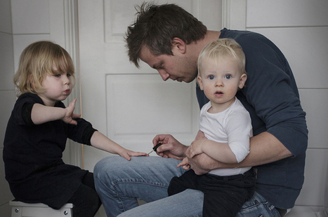 This Is What It Looks Like When Men Are Allowed To Take 480 Days Of Paternity Leave | AP Human Geography | Scoop.it