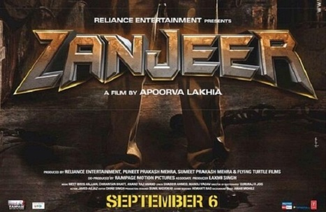 Zanjeer | Movie Reviews | Bollywood Current Affairs | Latest News And Gossip | Upcoming Movies | bollywood current affairs, latest bollywood news, latest bollywood movies, latest bollywood news and gossip, upcoming bollywood movies | Scoop.it