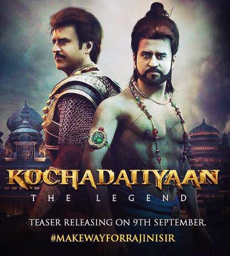 Watch Kochadaiiyaan Movie Online Download In HD | | Kochadaiiyaan Movie | Scoop.it