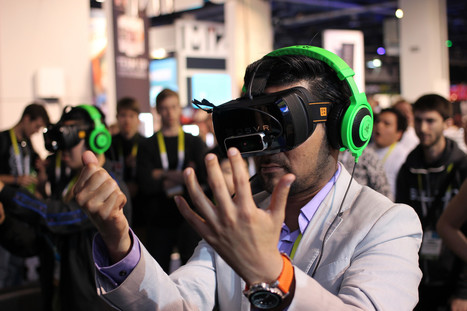 The user experience & true value of mixed, augmented and virtual reality | WhatUsersDo Blog | Information Technology & Social Media News | Scoop.it