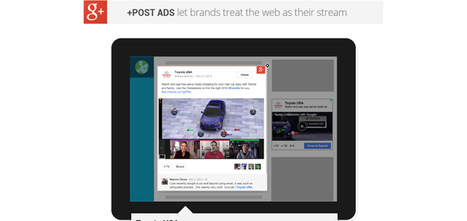 Google +Post Ads Now Available To All Advertisers - Search Engine Journal | Social Media - ES | Scoop.it