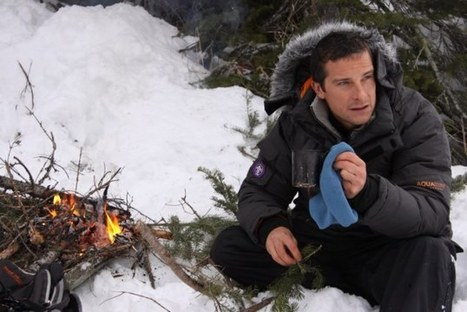 Give kids a lesson in risk, says Bear Grylls | Kindergarten | Scoop.it