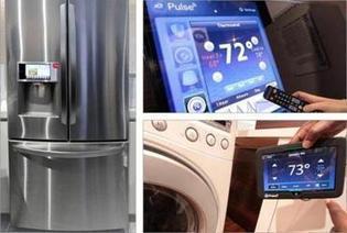 Smart appliances help run your household   Al Día : Casas Inteligentes   Scoop.it