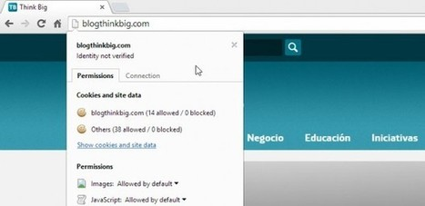 10 trucos para la barra de direcciones de Chrome | Contenidos educativos digitales | Scoop.it