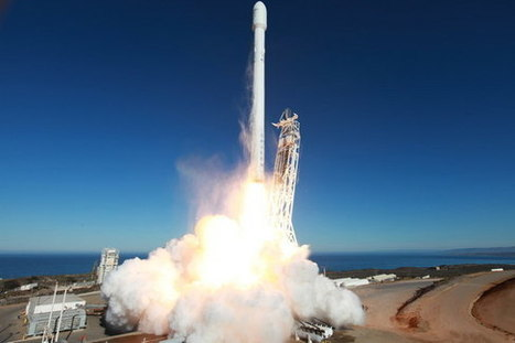 Upper Stage of New Falcon 9 Rocket Did Not Explode After Launch, SpaceX Says | The NewSpace Daily | Scoop.it