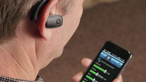 To Make Hearing Aids Affordable, Firm Turns On Bluetooth : NPR | Sign language | Scoop.it