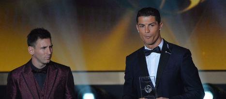 Cristiano Ronaldo et Lionel Messi entrent au musée Grévin - Gala | Ce qui se dit sur le(s) musée(s) Grévin...... | Scoop.it