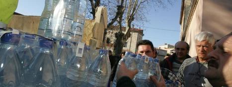 Hérault : les 3 000 habitants d'Aniane privés d'eau potable depuis 7 jours   water news   Scoop.it