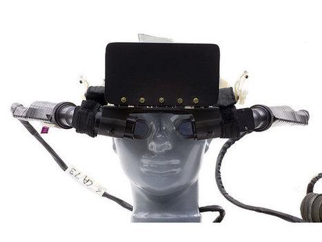 Ivan Sutherland's experimental 3-D display - CHM Revolution   advanced technologies   Scoop.it