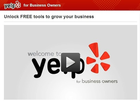 Yelp for Business | Social Media | Scoop.it
