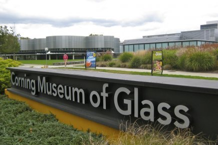 Corning, la ville du verre - LaPresse.ca | glass work | Scoop.it