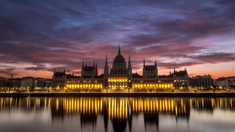Disney After Dark: Budapest Lights Up on First Adventures by Disney River Cruise | Mediterranean Cruise Advice | Scoop.it