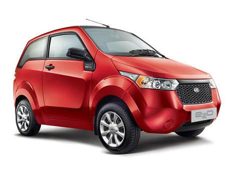 Mahindra e2o: elettrica indiana sui mercati europei | Mobilità ecosostenibile: auto e moto elettriche, ibride, innovative | Scoop.it