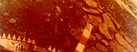 Thirty-year-old Data Offers New View Of Venus | Geology | Scoop.it