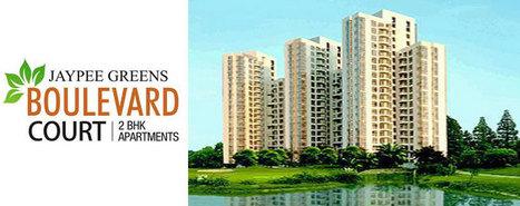 Jaypee Greens Boulevard Court - Yamuna Expressway Noida - Jaypee New Launch Price | Real estate | Scoop.it