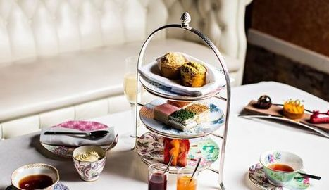 Les douze meilleurs tea time de Paris: Shangri-La, Meurice, Angelina... | Lifestyle | Scoop.it