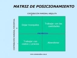 El Control Presupuestario y la Matriz de Posicionamiento | Orientar | Scoop.it