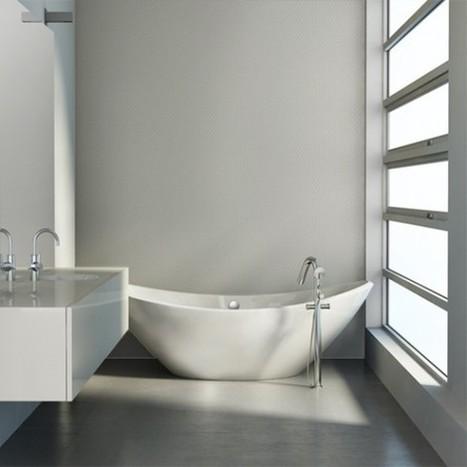 Quelle peinture pour votre salle de bain   Prix moyens, conseils et devis salle de bain   Scoop.it