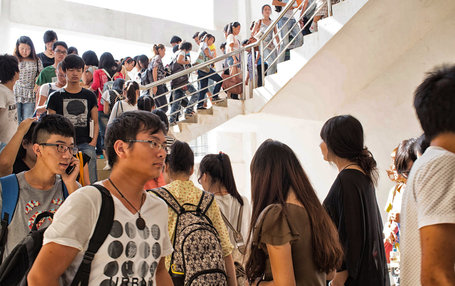 China's Ambitious Goal for Boom in College Graduates | Learning, Teaching & Leading Today | Scoop.it