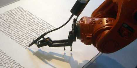 The future of journalism just got a little more robotic | Journalism Schmournalism | Scoop.it