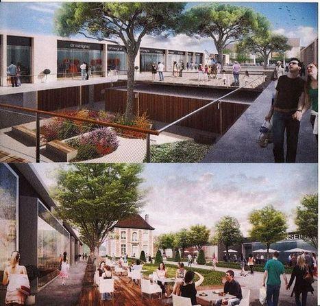 Le projet d'aménagement de la place de l'Arquebuse ... - Auxerre TV | Arquebuse | Scoop.it