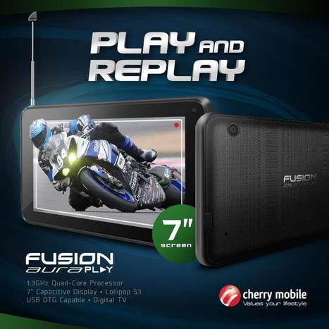 Cherry Mobile Fusion Aura Play: Digital TV, Quad-core CPU, only Php2,499 | NoypiGeeks | Philippines' Technology News, Reviews, and How to's | Gadget Reviews | Scoop.it