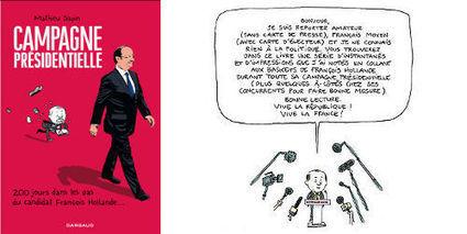 BD : la campagne de François Hollande | Remue-méninges FLE | Scoop.it