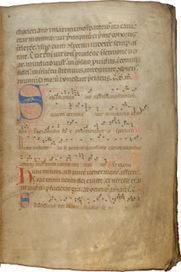 """""""Incipit Breviarium de omnibus sanctis"""": Un códice Breviario de la Catedral de Lugo (siglo XIII)   Medieval Manuscripts   Medieval Palaeography   Scoop.it"""