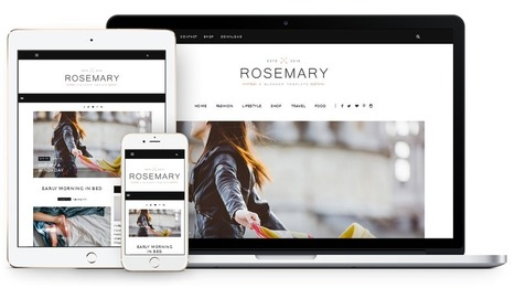 20 Free Responsive Blogger Templates 2016 | Blogger themes | Scoop.it